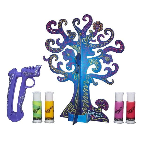 Набор для творчества Dohvinci Дерево с драгоценностями