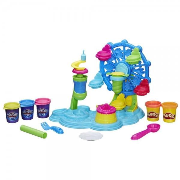 Набор для творчества Play-Doh Карусель сладостей (Hasbro)