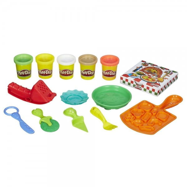Набор для творчества Play-Doh Пицца (Hasbro)