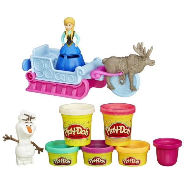 Набор для творчества Play-Doh Холодное Сердце (HASBRO)