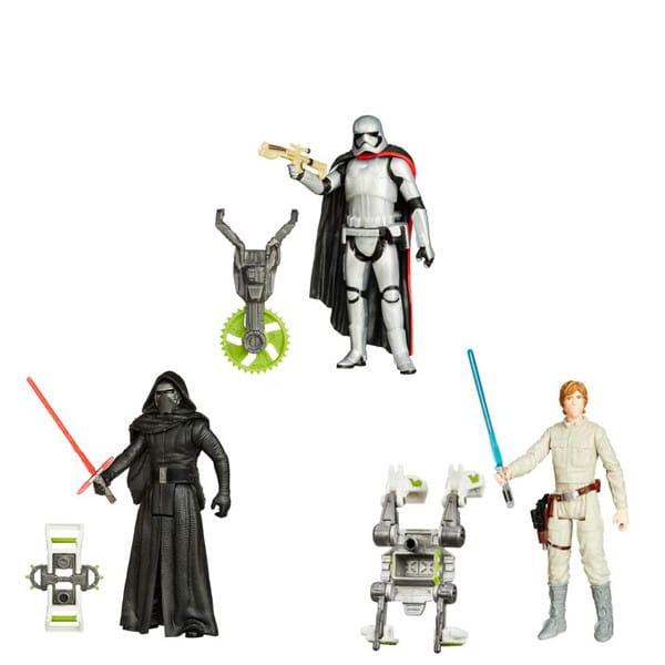Фигурка Звездных войн Star Wars 9,5 см - Миссия в джунглях/ Космическая миссия (Hasbro)