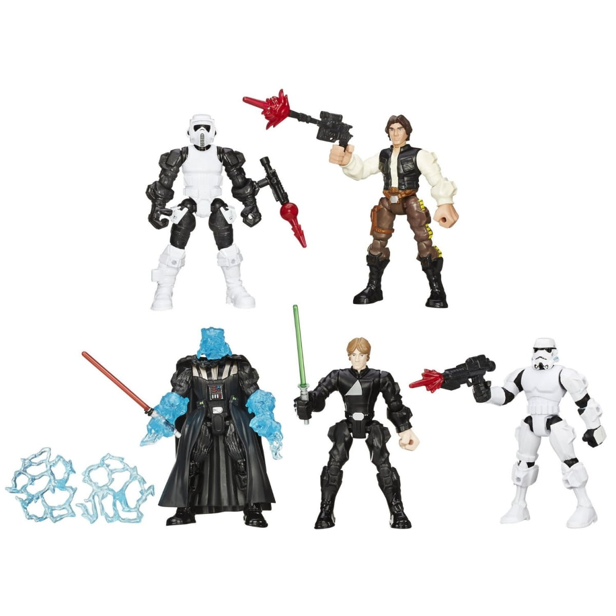 Мультипак Звездных войн Star Wars (HASBRO) - Звездные войны