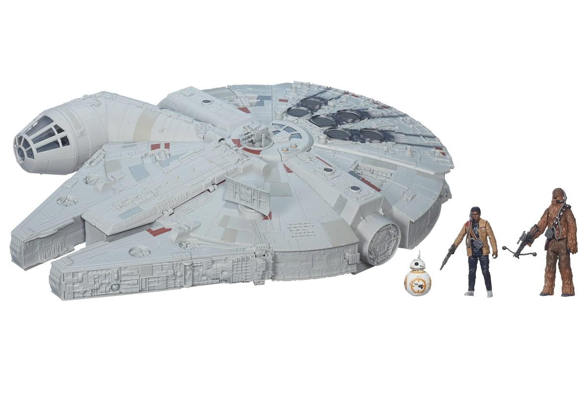 Флагманский космический корабль Звездных войн Star Wars (HASBRO) - Звездные войны