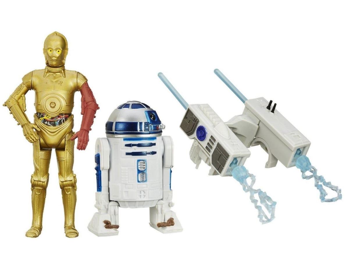 Набор из двух фигурок Звездных войн Star Wars  9,5 см (HASBRO) - Звездные войны