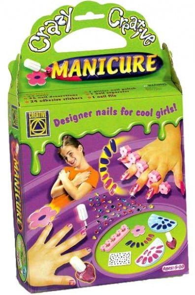 Купить Набор для творчества Creative Маникюр в интернет магазине игрушек и детских товаров