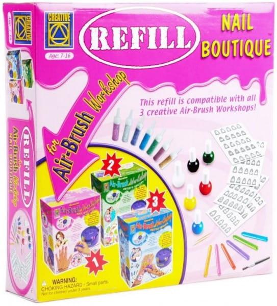 Купить Набор для творчества Creative Наполнитель для маникюрного салона в интернет магазине игрушек и детских товаров