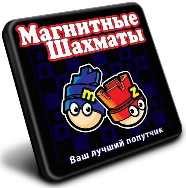 Магнитная настольная игра Mack and Zack Шахматы