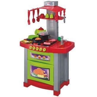 Купить Модная электронная кухня Smart с водой (HTI) в интернет магазине игрушек и детских товаров