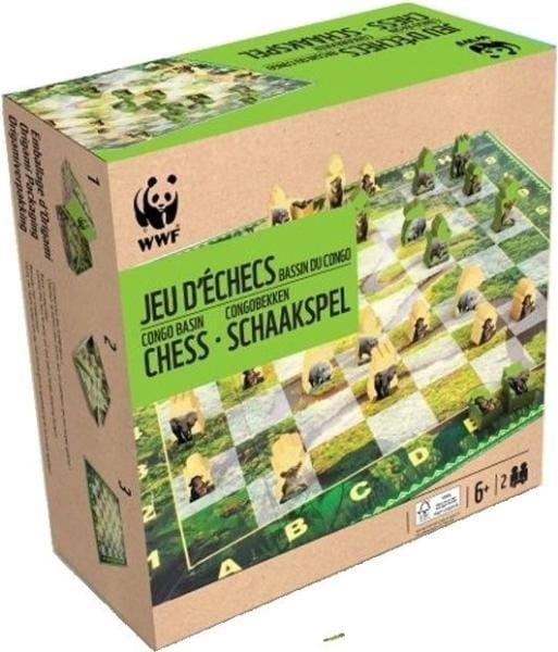 Шахматы WWF Впадина конго