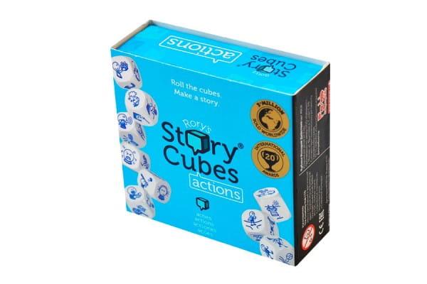 Настольная игра Rorys Story Cubes RSC2 Кубики историй Действия