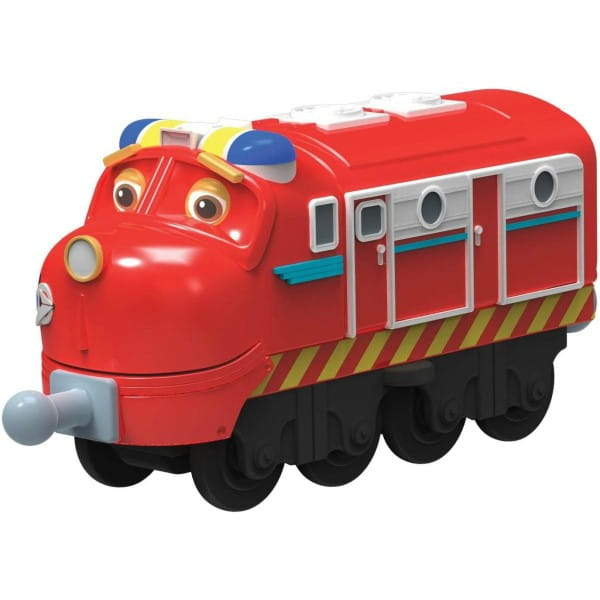 Паровозик Chuggington LC54117 Die-Cast Уилсон-патруль