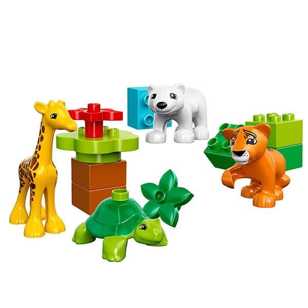 Конструктор Lego 10801 Duplo Лего Дупло Вокруг света - малыши