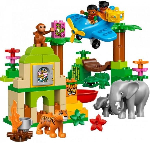 Конструктор Lego Duplo Лего Дупло Вокруг света - Азия