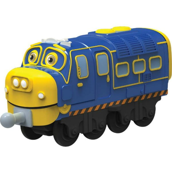 Паровозик Chuggington LC54119 Die-Cast Брюстер-инженер