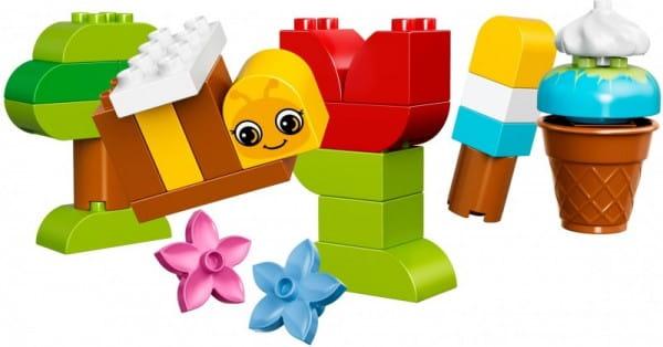 Купить Конструктор Lego Duplo Лего Дупло Времена года в интернет магазине игрушек и детских товаров