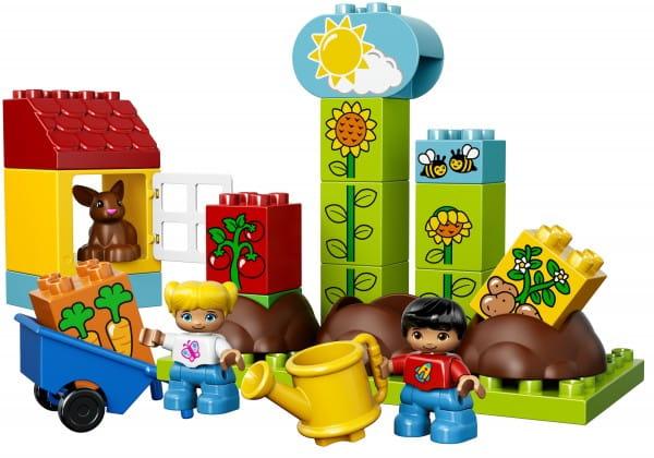 Купить Конструктор Lego Duplo Лего Дупло Мой первый сад в интернет магазине игрушек и детских товаров