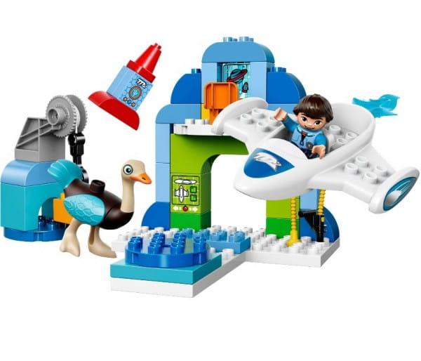 Купить Конструктор Lego Duplo Лего Дупло Стеллосфера Майлза в интернет магазине игрушек и детских товаров