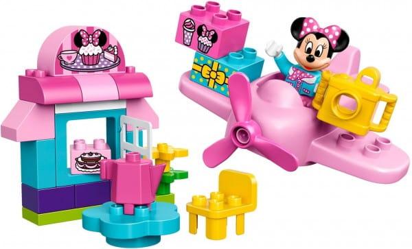 Купить Конструктор Lego Duplo Лего Дупло Кафе Минни в интернет магазине игрушек и детских товаров