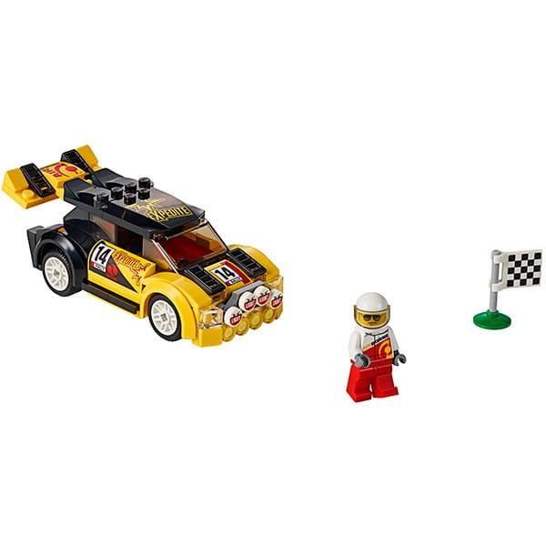 Купить Конструктор Lego City Лего Город Гоночный автомобиль 2 в интернет магазине игрушек и детских товаров