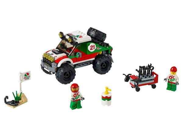 Конструктор Lego City Лего Город Внедорожник 4x3