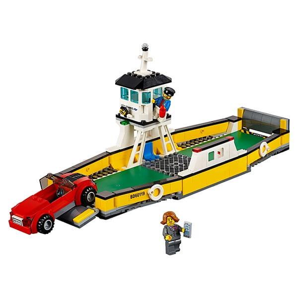 Конструктор Lego City Лего Город Паром