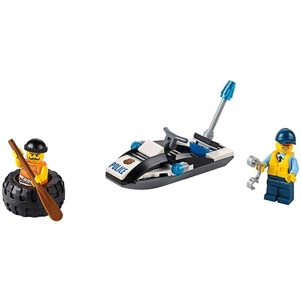 Конструктор Lego City Лего Город Побег в шине