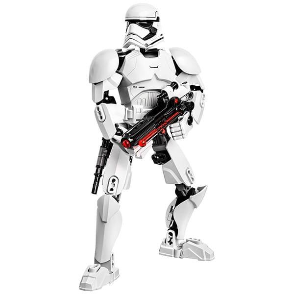 Конструктор Lego Star Wars Лего Звездные войны Штурмовик Первого Ордена