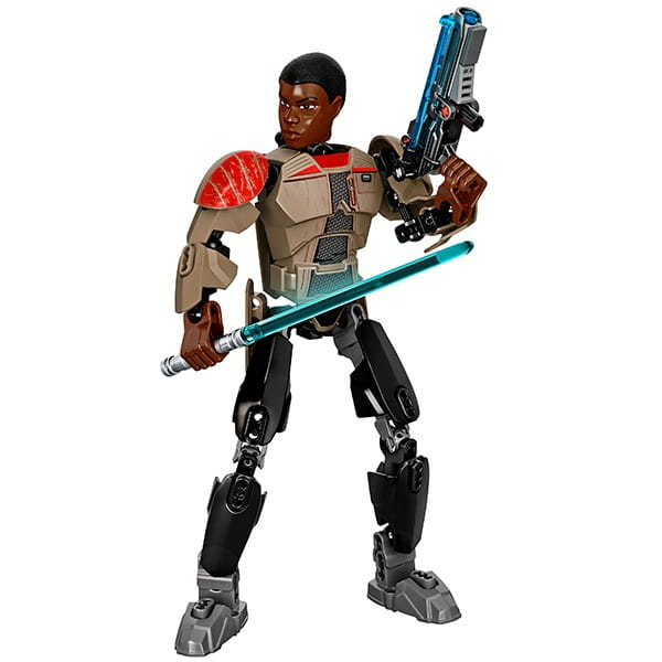 Конструктор Lego Star Wars Лего Звездные войны Финн