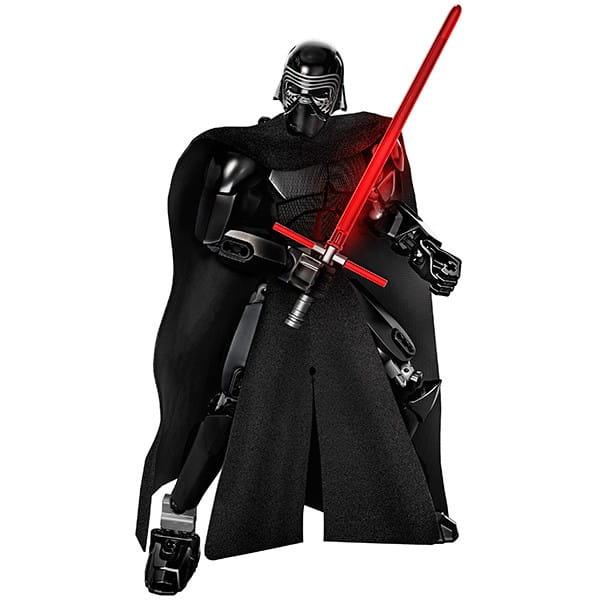Купить Конструктор Lego Star Wars Лего Звездные войны Кайло Рен в интернет магазине игрушек и детских товаров