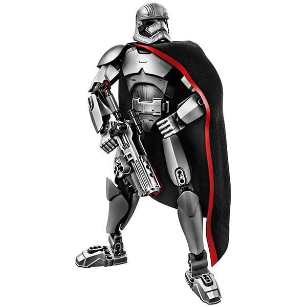 Конструктор Lego 75118 Star Wars Лего Звездные войны Капитан Фазма