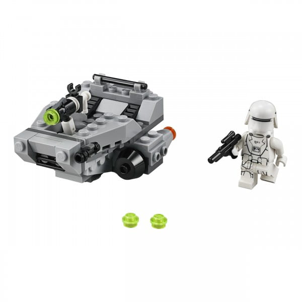 Конструктор Lego Star Wars Лего Звездные войны Снежный спидер Первого Ордена 2