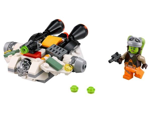 Купить Конструктор Lego Star Wars Лего Звездные войны Призрак в интернет магазине игрушек и детских товаров