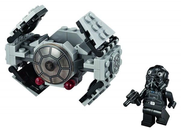 Конструктор Lego 75128 Star Wars Лего Звездные войны Усовершенствованный прототип истребителя Tie