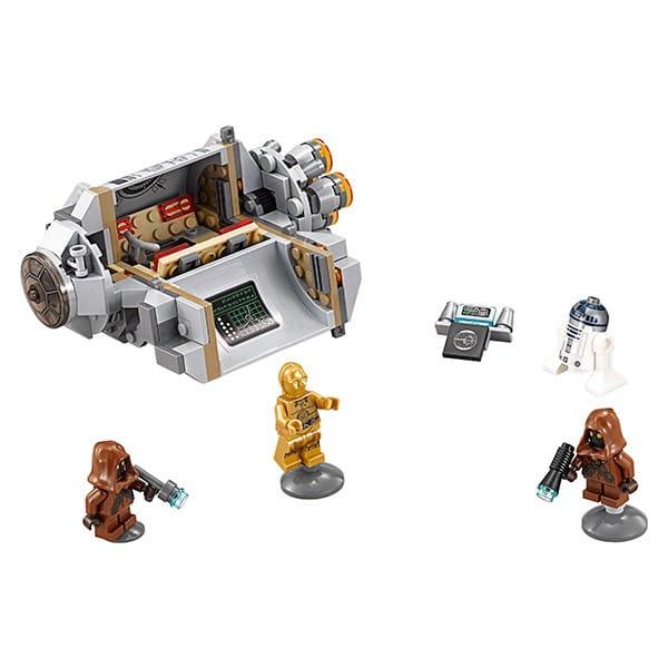 Конструктор Lego Star Wars Лего Звездные войны Спасательная капсула дроидов