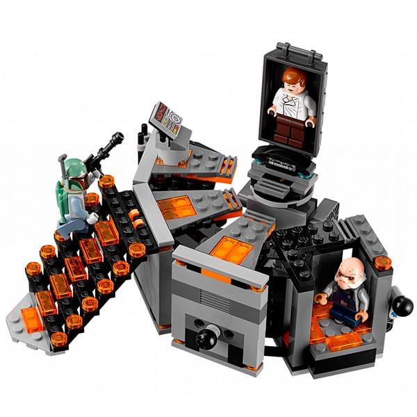 Конструктор Lego Star Wars Лего Звездные войны Камера карбонитной заморозки