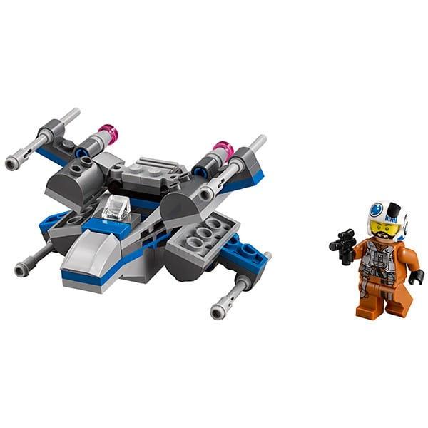 Конструктор Lego Star Wars Лего Звездные войны Истребитель Повстанцев