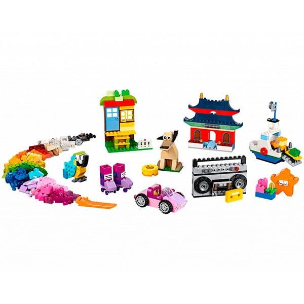 Купить Конструктор Lego Classic Лего Классик Набор кубиков для свободного конструирования в интернет магазине игрушек и детских товаров