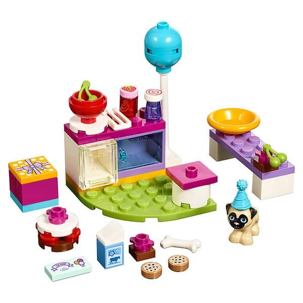 Купить Конструктор Lego Friends Лего Подружки День рождения - тортики в интернет магазине игрушек и детских товаров