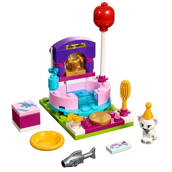 Купить Конструктор Lego Friends Лего Подружки День рождения - салон красоты в интернет магазине игрушек и детских товаров