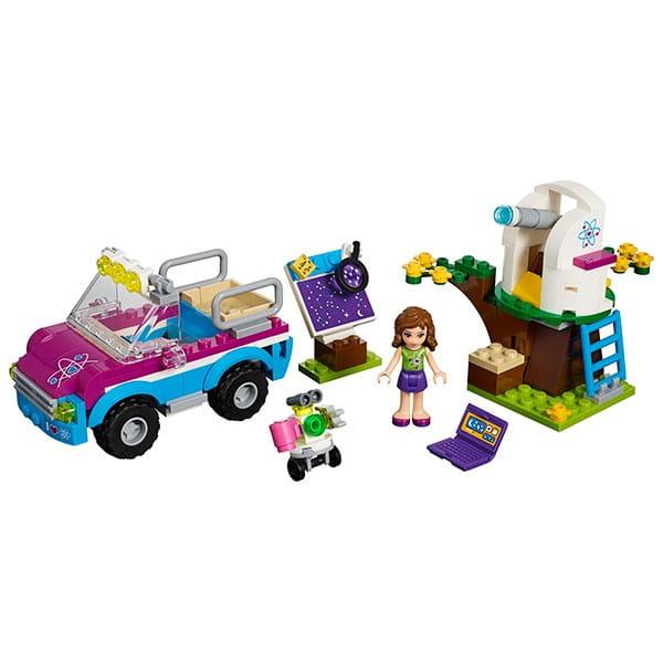 Купить Конструктор Lego Friends Лего Подружки Звездное небо Оливии в интернет магазине игрушек и детских товаров