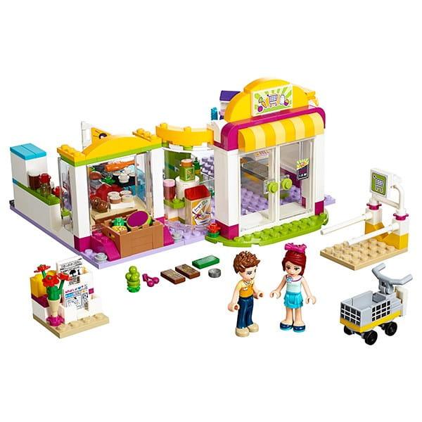 Купить Конструктор Lego Friends Лего Подружки Супермаркет в интернет магазине игрушек и детских товаров