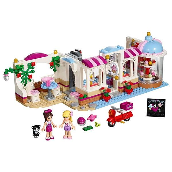 Купить Конструктор Lego Friends Лего Подружки Кондитерская в интернет магазине игрушек и детских товаров