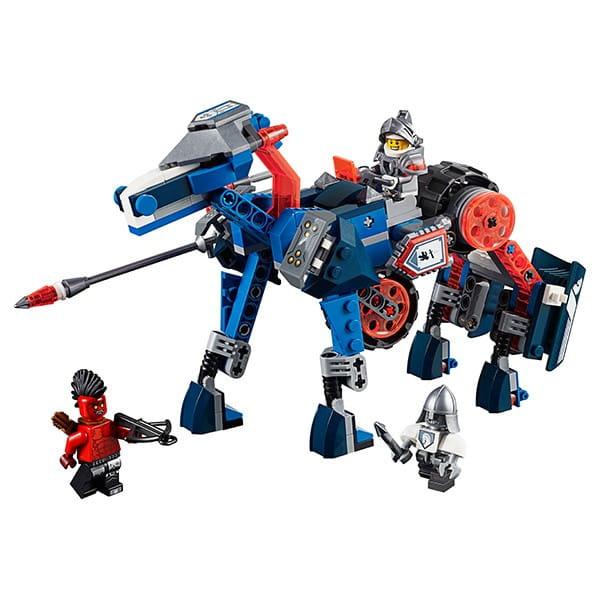 Купить Конструктор Lego Nexo Knights Лего Нексо Ланс и его механический конь в интернет магазине игрушек и детских товаров