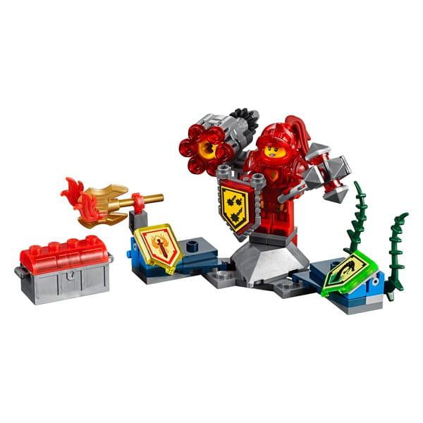 Конструктор Lego Nexo Knights Лего Нексо Мэйси – Абсолютная сила