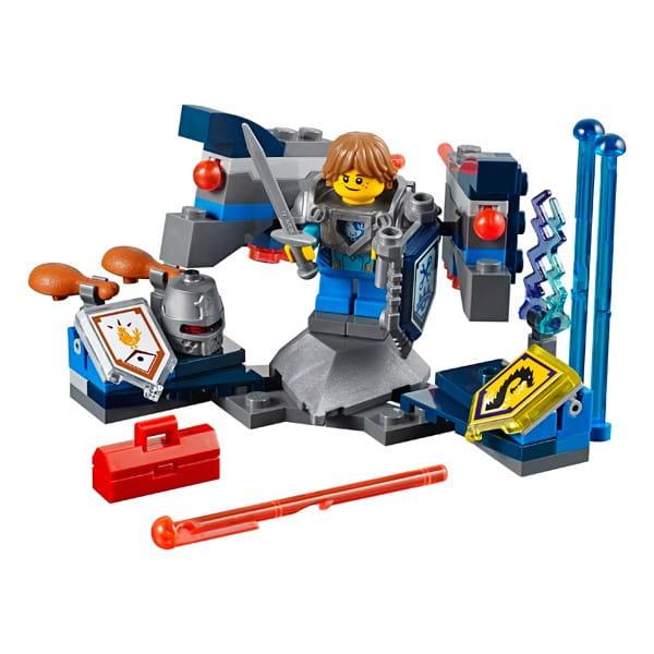 Купить Конструктор Lego Nexo Knights Лего Нексо Робин – Абсолютная сила в интернет магазине игрушек и детских товаров