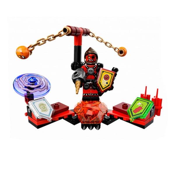 Конструктор Lego Nexo Knights Лего Нексо Предводитель монстров – Абсолютная сила