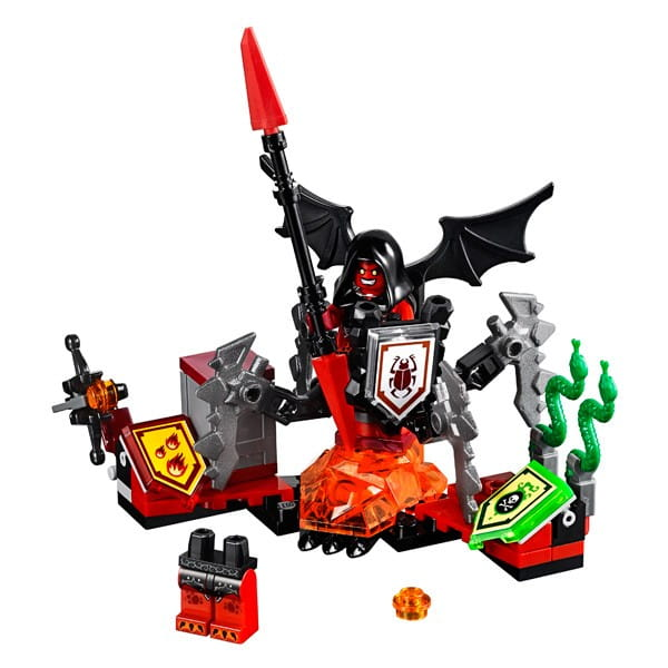 Купить Конструктор Lego Nexo Knights Лего Нексо Лавария – Абсолютная сила в интернет магазине игрушек и детских товаров