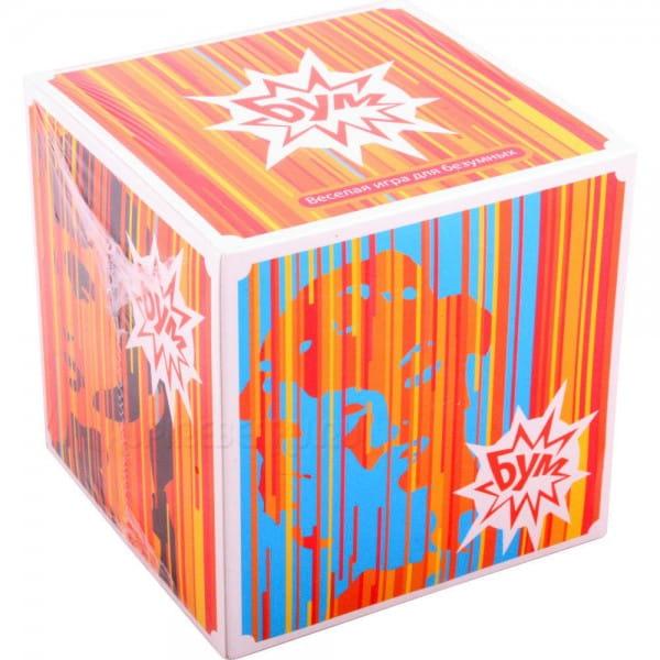 Купить Настольная игра Magellan Бум в интернет магазине игрушек и детских товаров