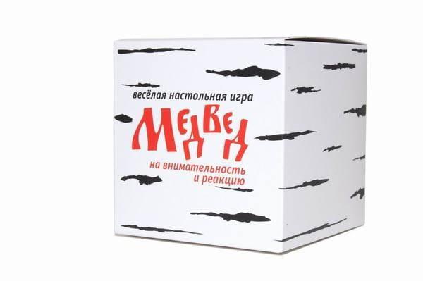 Настольная игра Magellan MAG00040 Медвед