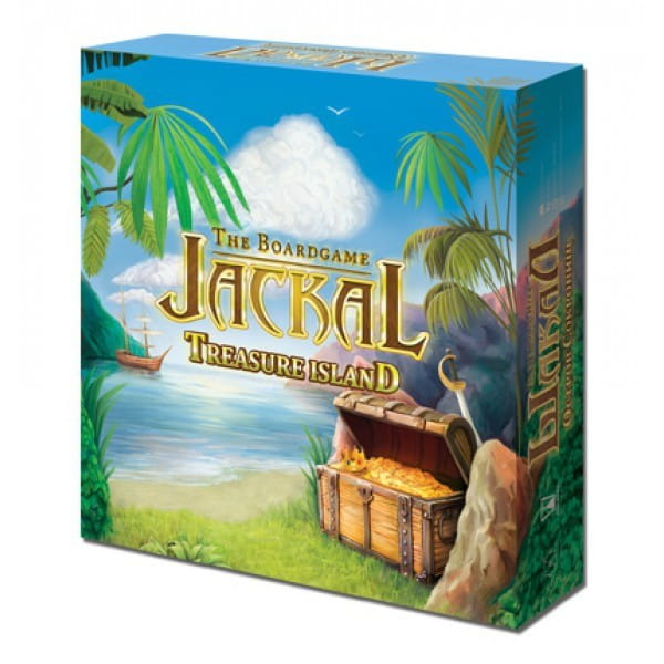 Настольная игра Magellan MAG00404 Шакал Остров сокровищ